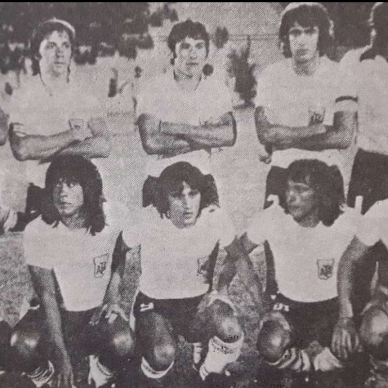 Passarella's Argentina Match Shirt, 1970s