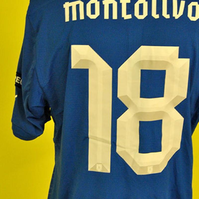 Maglia della Nazionale di Montolivo indossata ad Euro 2012