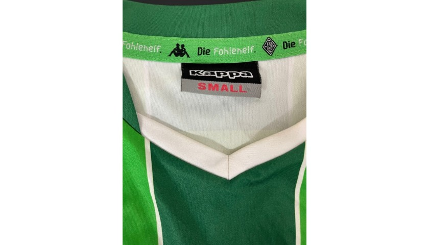 Raffael's Borussia Monchengladbach Match Shirt, 2014/15
