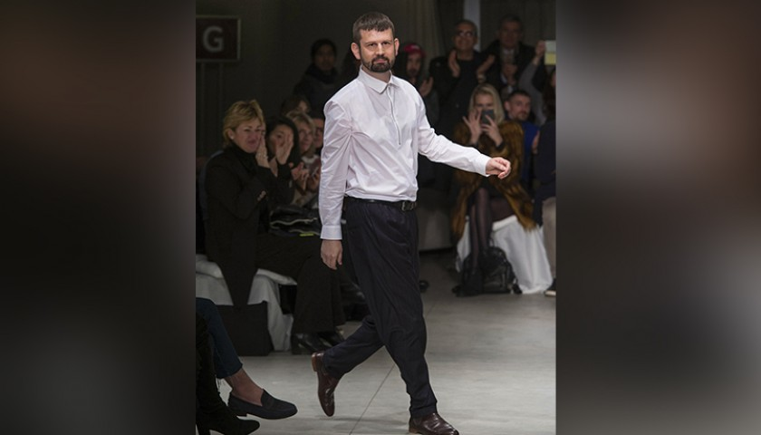 Tickets to the Lucio Vanotti S/S 2018 Fashion Show in Milan