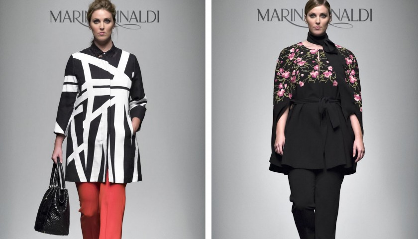 Two Tickets to the Marina Rinaldi Event in Milan with a Live Skin  Performance 2c78b34800e
