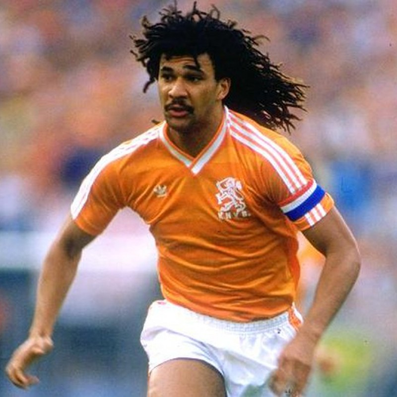 Official Holland Shirt, 1984/85 - Signed by Koeman and Gullit