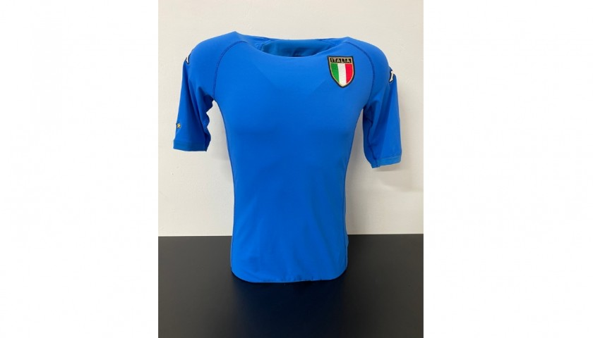Italy's Youth Match Shirt, 2000/02