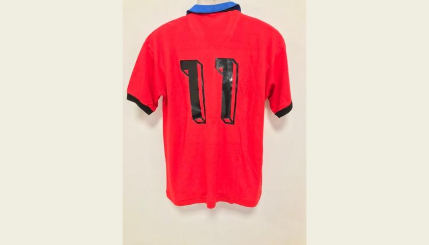 Latina Calcio Match Shirt, '80
