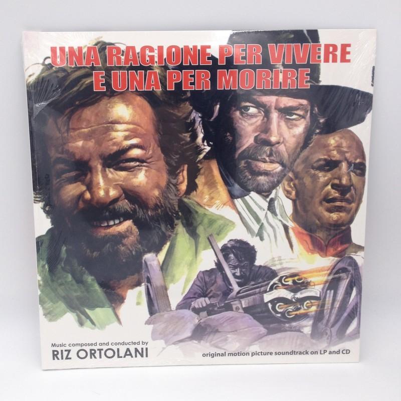 """""""Una ragione per vivere e una per morire"""" Limited Edition LP by Riz Ortolani"""