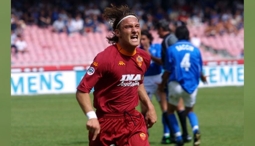 Totti's Roma Training Sweatshirt