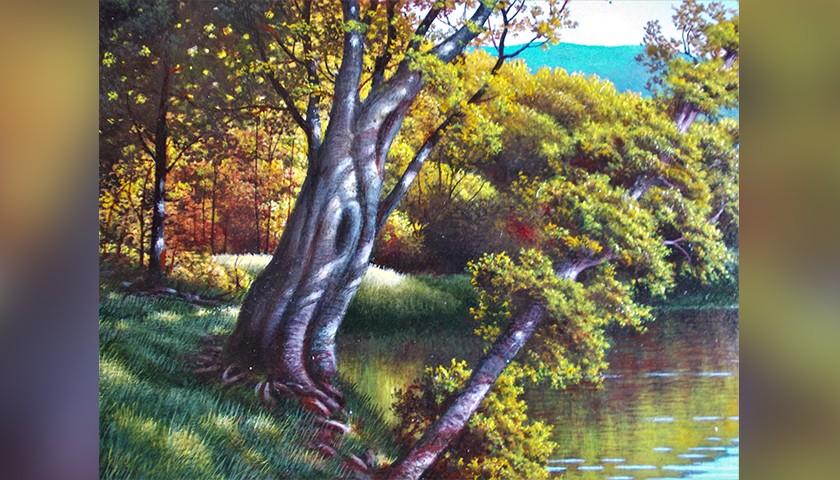 """""""Lago in Autunno"""" di Marco Di Nieri"""