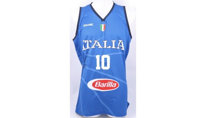 Hackett's Official Italy Signed Vest, 2019