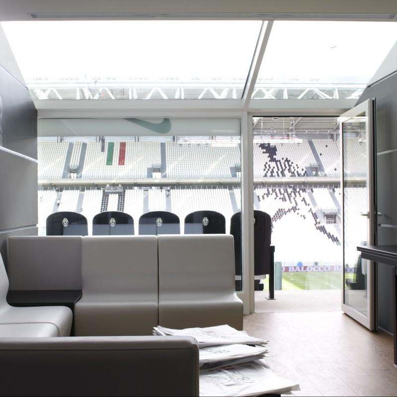 Two seats at Allegri SkyBox Juventus-Siviglia 14/09/16