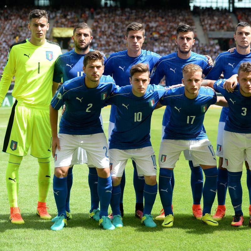 Meret's Match Kit, Germany-Italy, Euro U-19 2016
