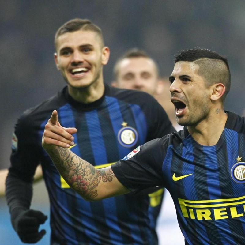 2 Tickets to Attend Inter-Sampdoria + Walkabout