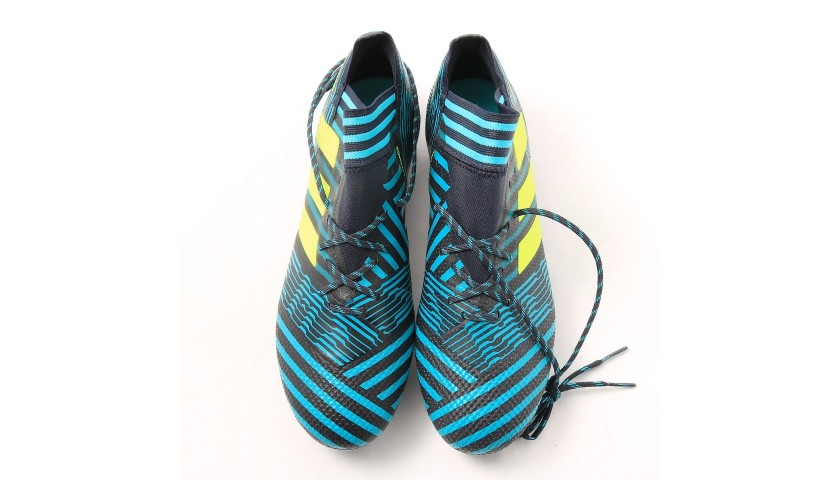 Caprari's Adidas Nemeziz Match-Issue Boots