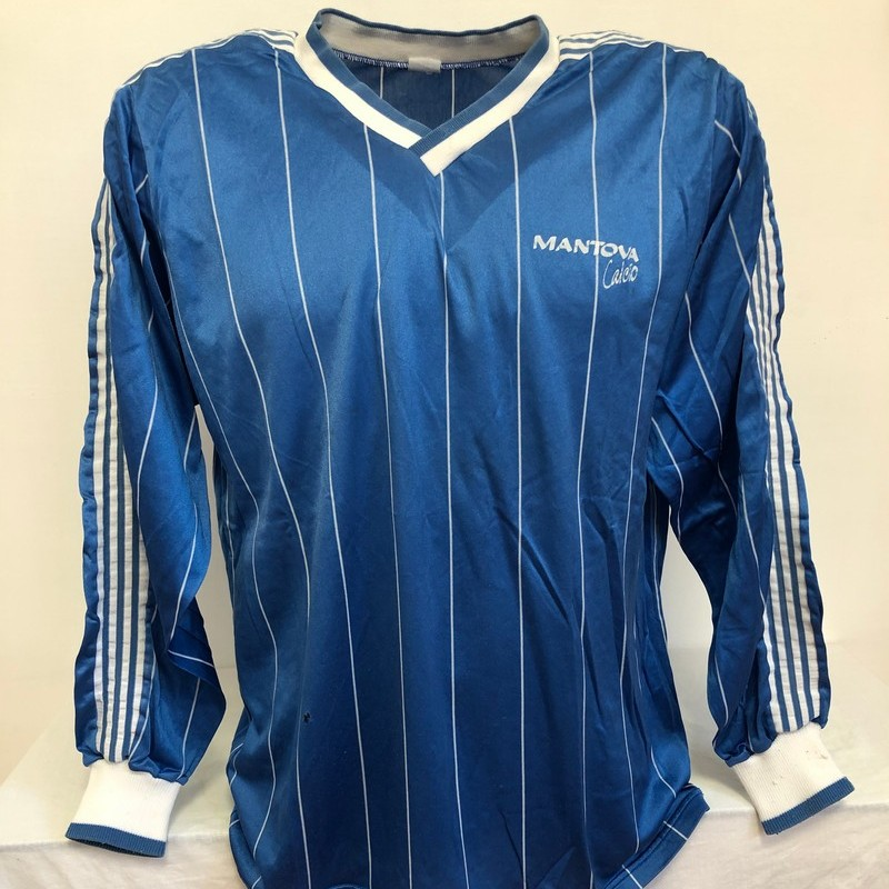 Mantova Calcio Match Shirt, 1989/90