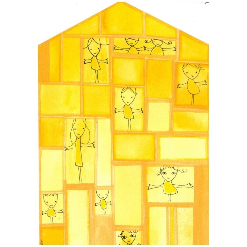 """Casa Sognata"" by Anna Baldi"