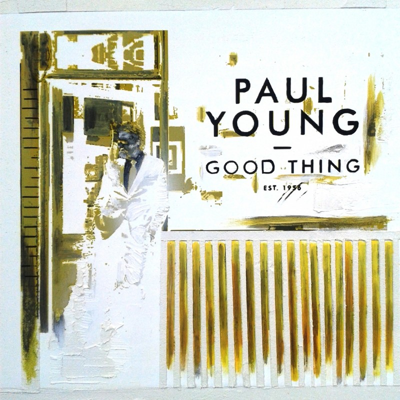 """""""Good Thing"""" by Gabriele Salvatore - Signed by Paul Young"""