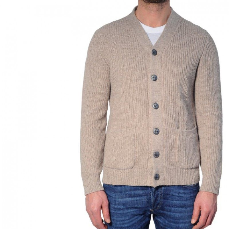 Cardigan for men by Brunello Cucinelli