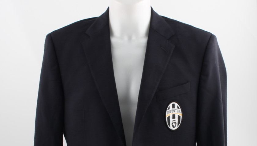 Vestito Elegante Juventus.Abito Di Rappresentanza Della Juventus Indossato Da Leonardo