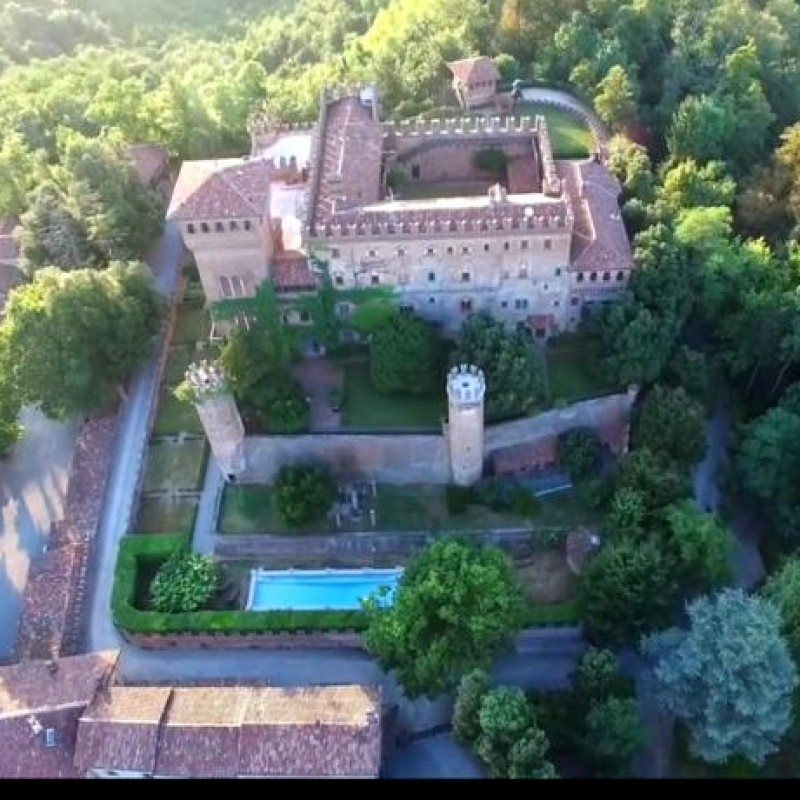 Spend a Weekend at Castello di Gabiano