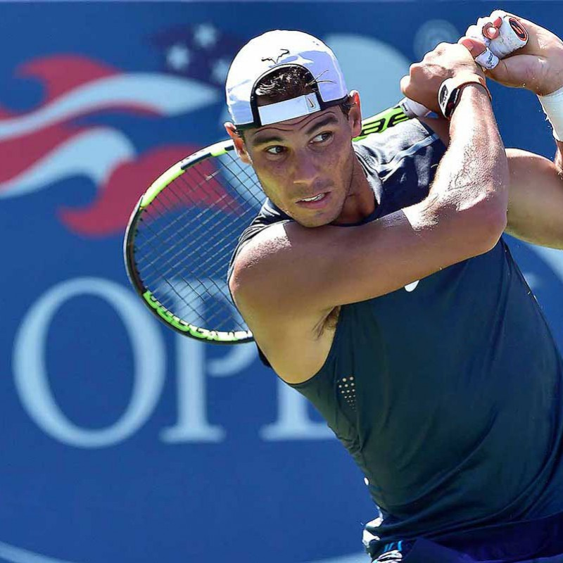 Rafael Nadal's US Open racket