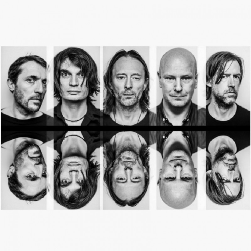 Two Radiohead I-Days Tickets in Monza