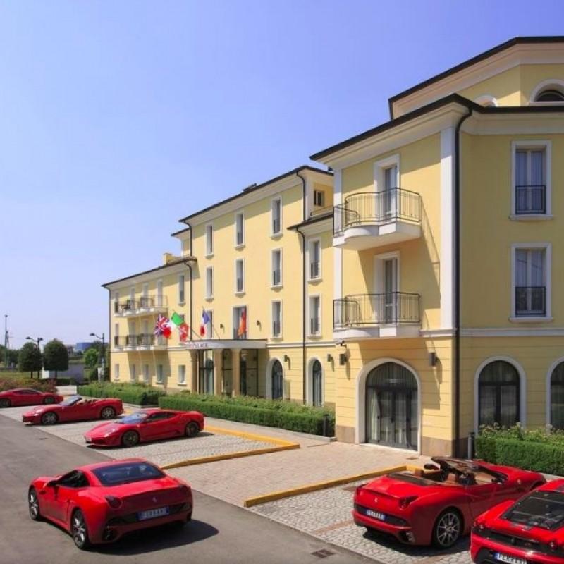 Ferrari Maranello Package for 2 People