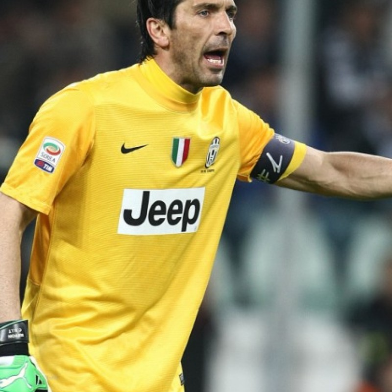 Visit the Juventus Center with Gigi Buffon