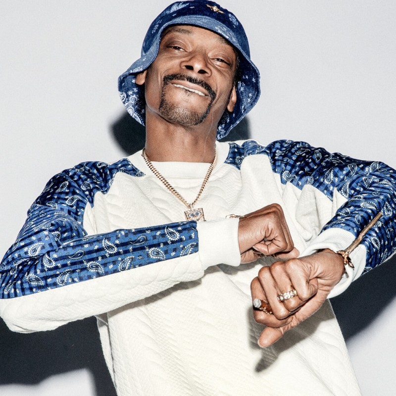 Two Tickets to Snoop Dogg's Private Halloween Party