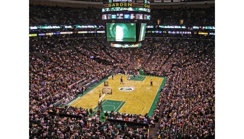Become a Boston Celtics Ball Boy/Girl