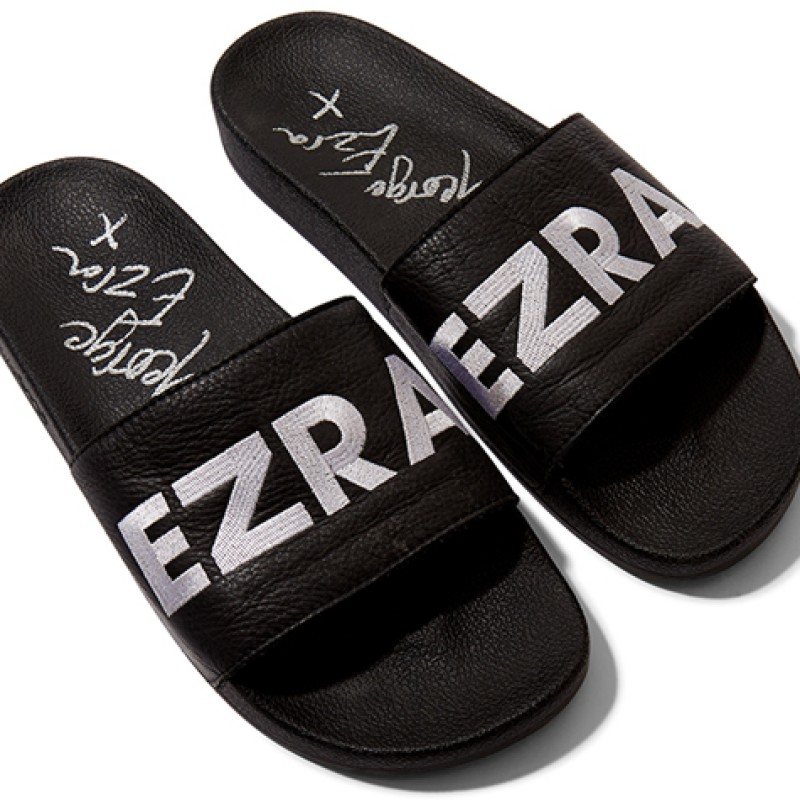 George Ezra Signed Shoes