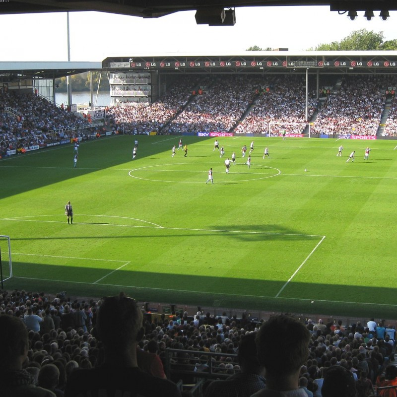 Four Chairmans' Hospitality Tickets for Fulham FC - Brighton & Hove Albion FC Match