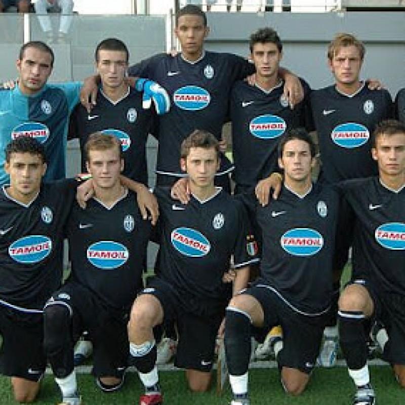Juventus Primavera Match Shirt, 2007/08