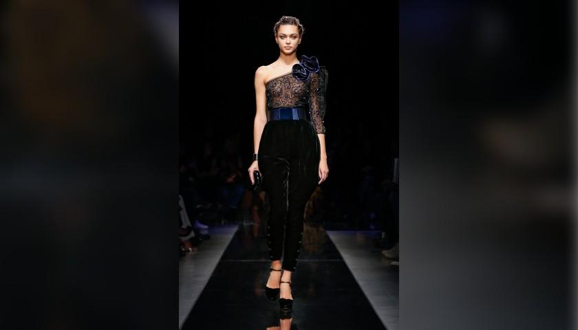 Attend the Giorgio Armani S/S 2020 Show