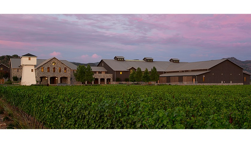 Silver Oak Wine Country Getaway Experience For Two