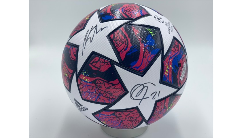 Official UCL 2019/20 Football - Signed by Juventus