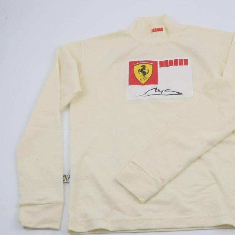 Official Ferrari undergarment - Schumacher's model