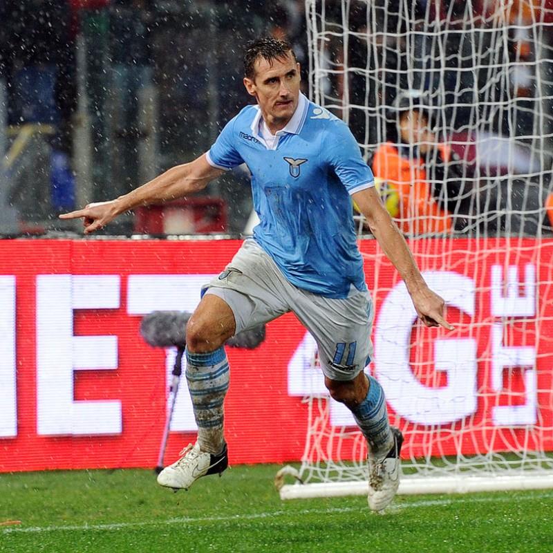 Nike Boots Worn by Miroslav Klose - 2011/12 Season