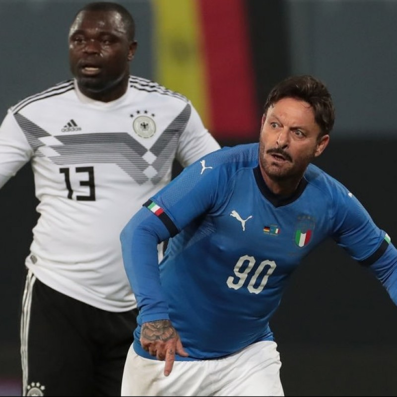 Schillaci's Match Shirt, Germany-Italy 2019