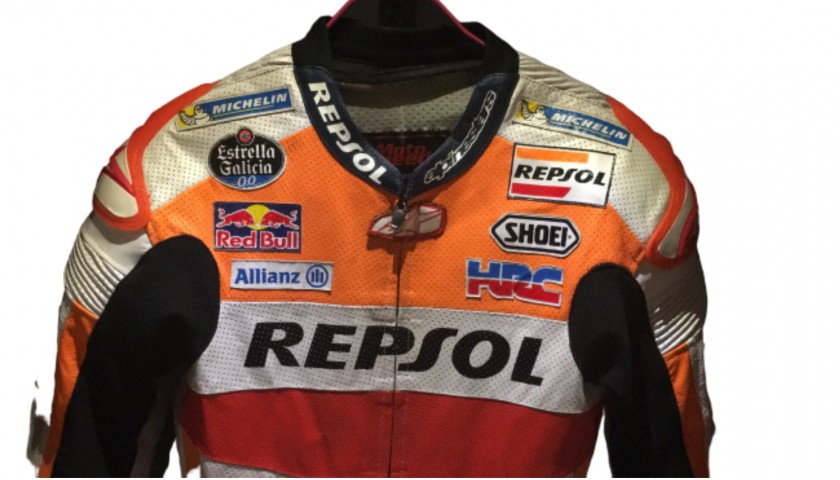 Marc Márquez Replica Race Suit, MotoGP 2017