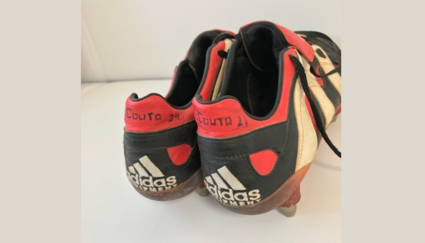 Adidas Boots Worn by Fernando Couto
