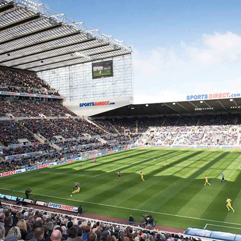 Director's Box Tickets to NUFC Match