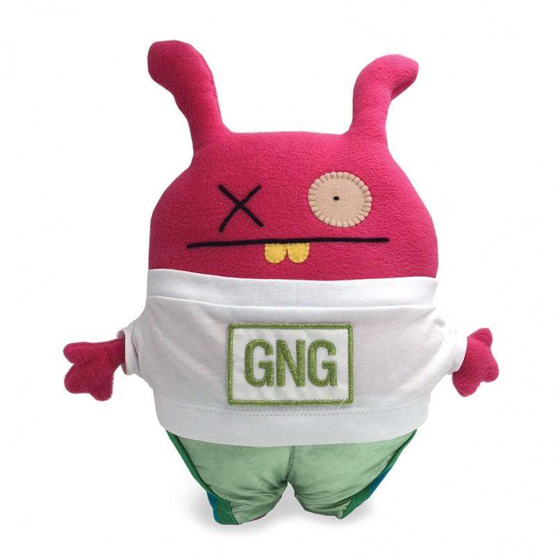 UglyDolls, Ugly Charlie by Goganga