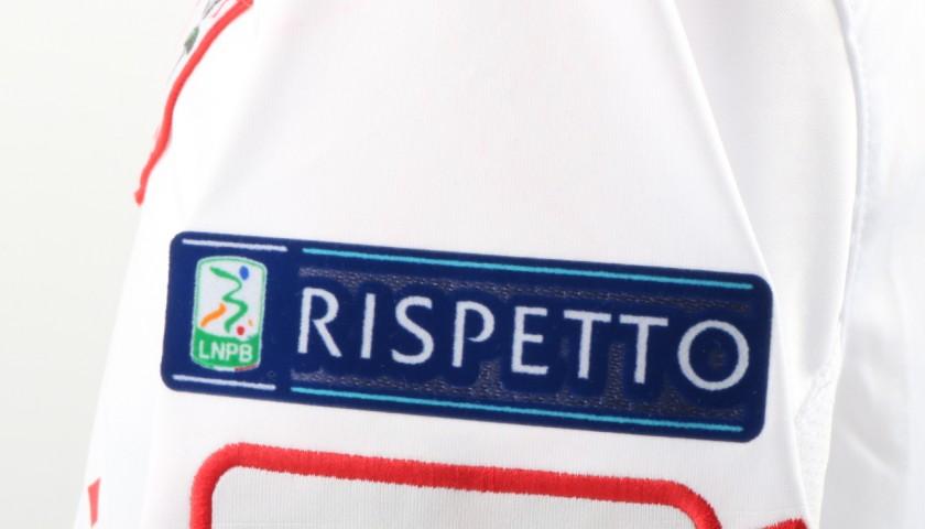 Forte Match Worn Shirt, Carpi-Vicenza 21/01/2017 - UNWASHED