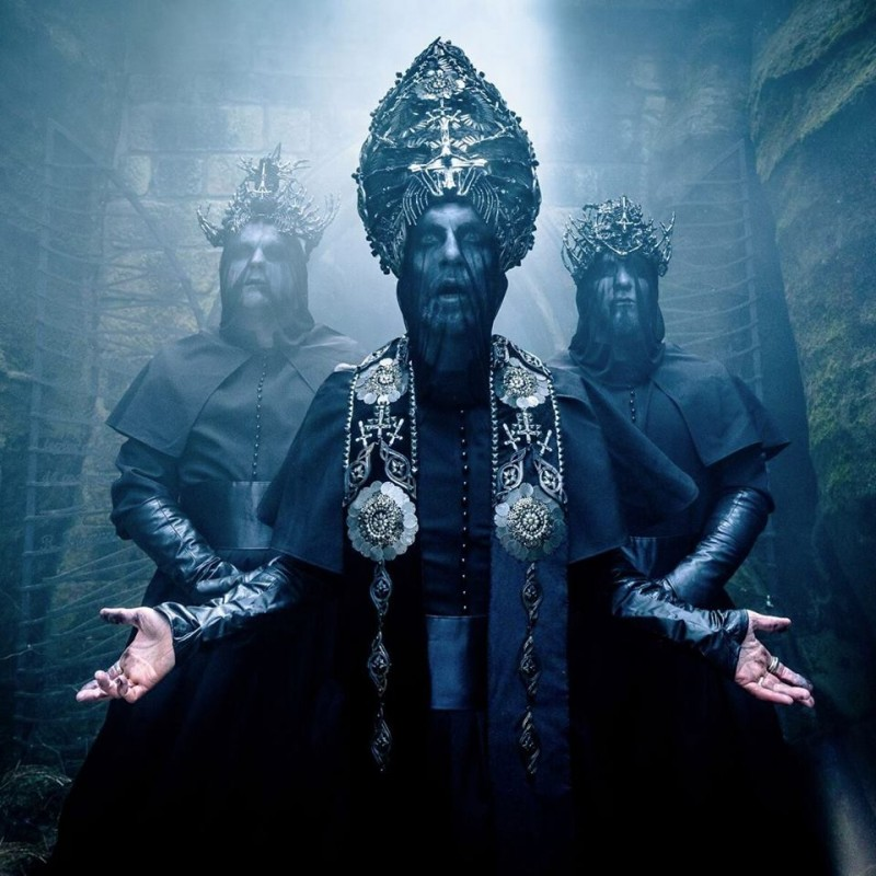 2 Tickets to Behemoth's European Tour