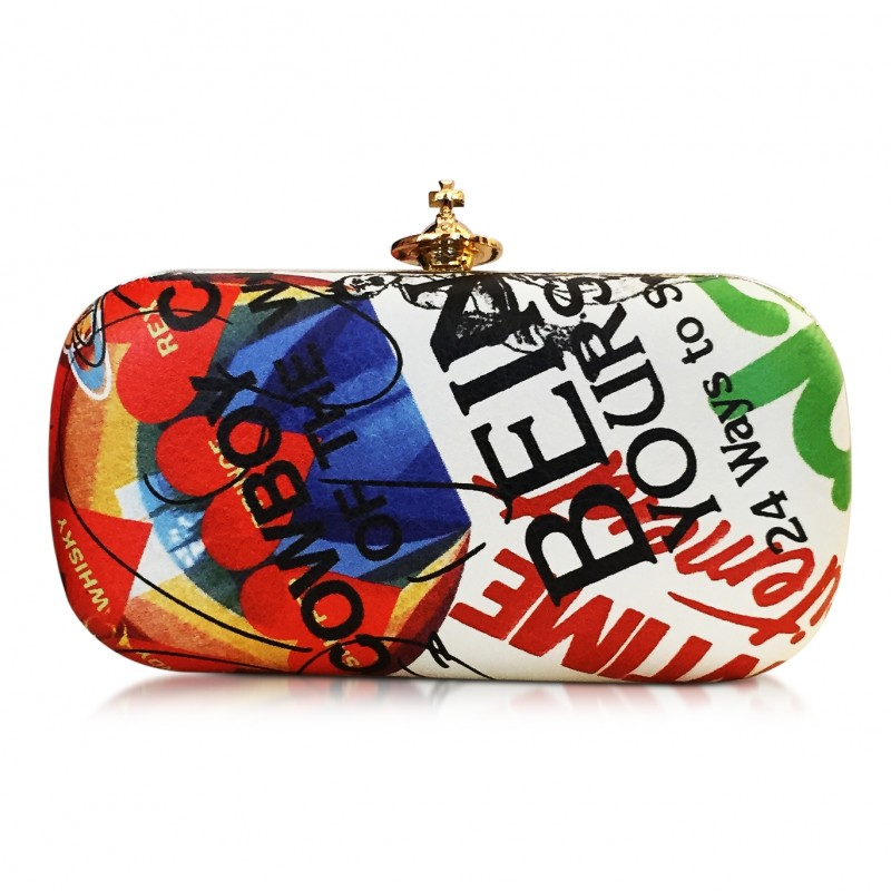 Vivienne Westwood Meaningless Clutch Bag