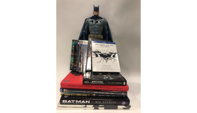 The Ultimate Batman Fan Pack