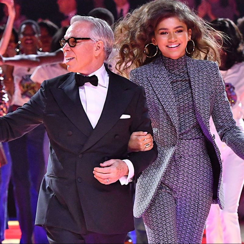 Attend New York Fashion Week S/S 20: Tommy Hilfiger x Zendaya