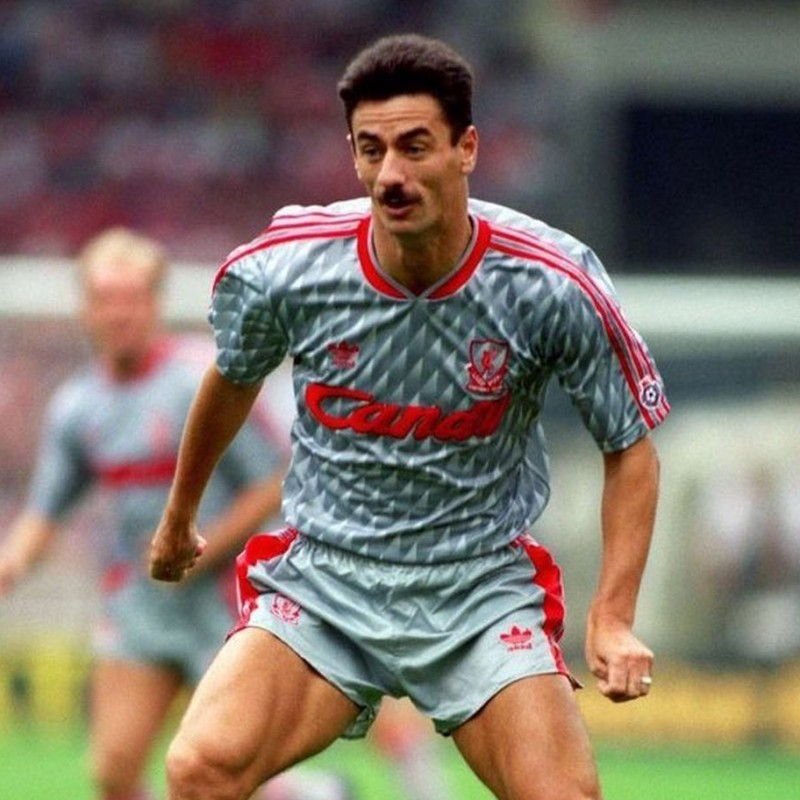 Official Liverpool Shirt, 1989/90 - Signed by Ian Rush and Bruce Grobbelaar