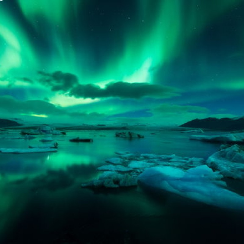 Northern Lights Flight