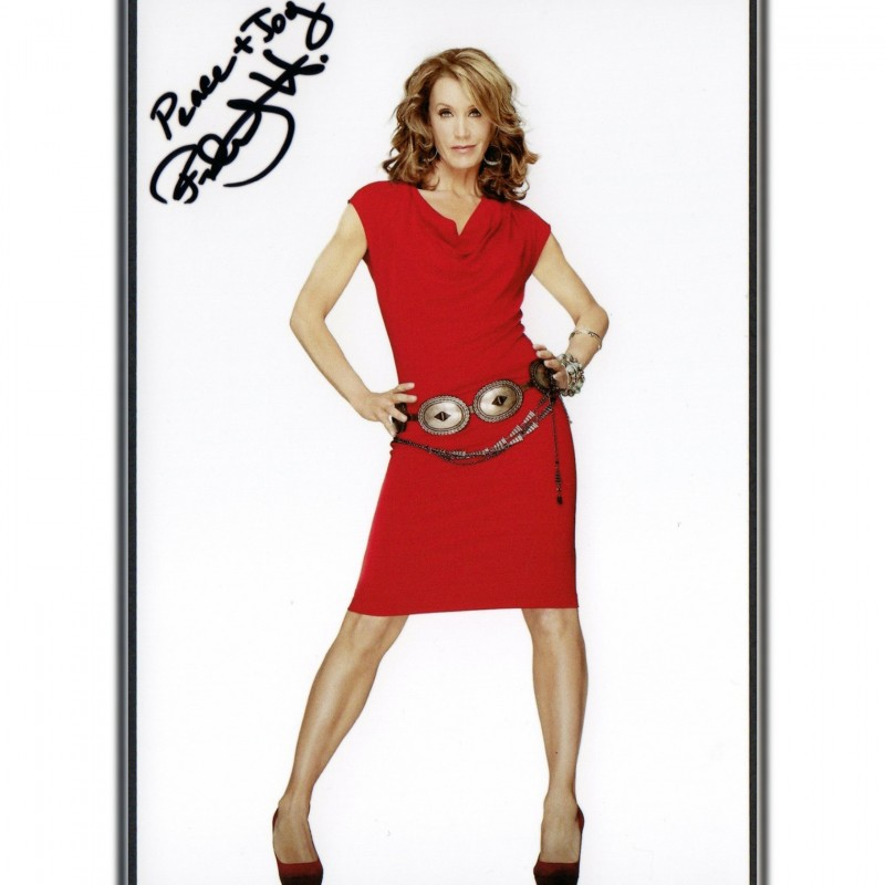 Felicity Huffman - Desperate Housewives Signed Photograph
