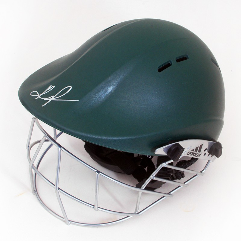 Cricket Helmet Hand Signed by Kevin Pietersen